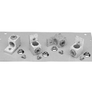 GE BNDKT6 Panel Board, Service Entrance Kit, Bonding Strap and Label, 600A