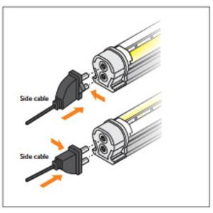 "Philips Advance 929000892806 PrimeSet RDL Side Cable, 39"""