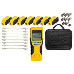 Klein VDV501-824 Scout Pro 2 Tester and Test-n-Map Remote Kit
