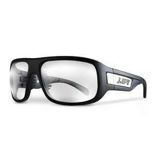 Lift Safety EBD-14MKP BOLD SAFETY GLASSES (MATTE BLACK/POLARIZED)