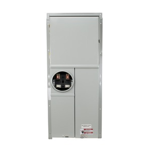 Eaton MBED3042PV200BF 200A, Meter Center, BR Type, 22 kAIC, Semi-Flush