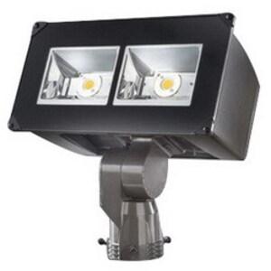 Lumark NFFLD-A25-S Flood Light, LED, 85W, 120-277V, Carbon Bronze