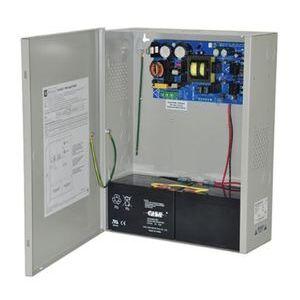 Altronix AL1024ULX Power Supply, Charger, 10A, 24VDC Output, 115VAC Input, NEMA 1