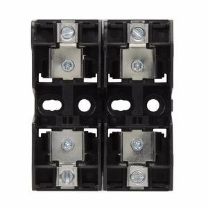 Eaton/Bussmann Series JM60060-1CR CLASS J FUSE BLOCK 600V 60A - 1 POLE