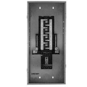 GE TM30412C Load Center, Main Breaker, 125A, 208Y/120VAC, 3PH, 22kAIC, 30 Space