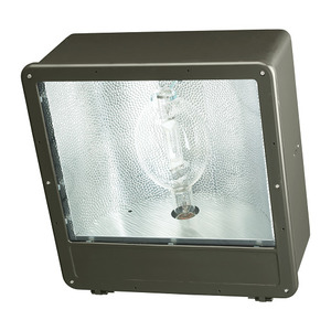 Atlas Lighting Products FLLX-1000MH5PKS HID Flood Light, 1000 Watt MH, Multi-Tap