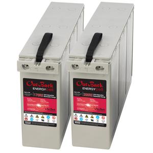 Outback Power 200RE VRLA Battery, 12VDC