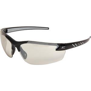 Wolf Peak DZ111-G2 Eyewear, Zorge G2, Black Frame/Clear Lens, Non-Polarized