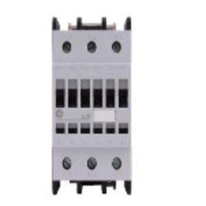 GE CL07E311MJ Contactor, IEC, 62A, 460VAC, 3P, 120VAC Coil, 1NO/1NC Aux. Contact