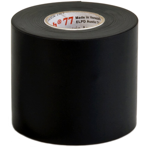 "3M 77-BLACK-1-1/2X20-FT Fire and Electric Arc Proofing Tape, 1-1/2"" x 20'"