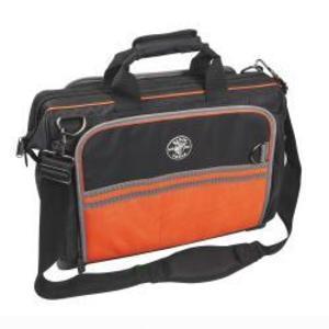 Klein 554181914 55-Pocket Ultimate Organizer Electrician's Bag