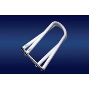 "SYLVANIA FBO32/750/6/ECO Fluorescent Lamp, U-Bent, T8, 22-7/16"", 32W, 5000K"
