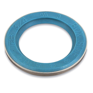 "Thomas & Betts 5264 Liquidtight Sealing Gasket, 1"", Stainless Steel Retainer"