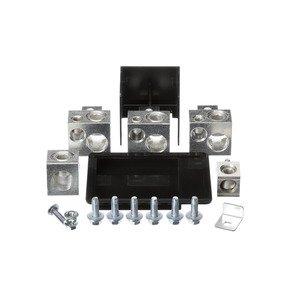 Siemens 4MLKA3A Panel Board, Main Lug Kit, 400A, Aluminum, 3PH, 2 - 600MCM