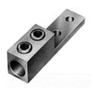 Ilsco TA-350-2N 6 AWG-350 MCM Aluminum Solderless Lug