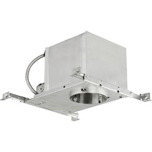 "Progress Lighting P85-AT 5"" Incandescent new construction Air-Tight IC housing"