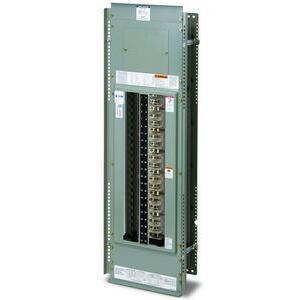 Eaton PRL2A3400X42C Panel Board, PRL2A Interior, 400A, 480Y/277V, 42 Circuits, 3PH