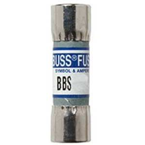 "Eaton/Bussmann Series BBS-5 Fuse, 5 Amp, Fast-Acting, Ferrule, Fiber, 13/32"" x 1-3/8"", 600V"