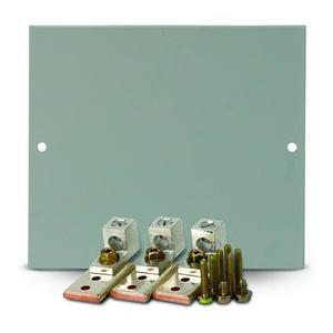 Eaton LUGKIT100 Main/Through-Feed Lug Kit, 100A, Al/Cu, 14-1/0AWG