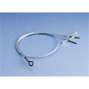 Erico Caddy SLD15Y500 Caddy Speed Link, Diameter: 1.5mm, Length: 500mm, Steel