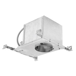 """Hubbell-Prescolite IBX IC Housing, Recessed, 6"""""""