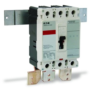 Eaton BKED125T Breaker, Main, 125A, 240VAC, with Terminals, ED Frame, for PRL1A