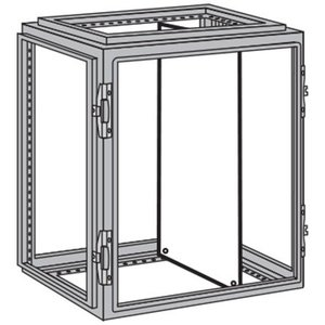 "Hoffman PPF78 Full Subpanel, Size: 23.03 x 28.74"", Steel"