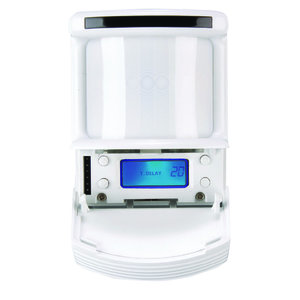 Wattstopper LMPX-100 Digital PIR Occupancy Sensor, Corner