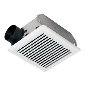 Nutone 696N Ceiling /Wall Fan, 50 CFM