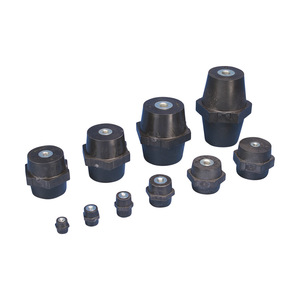 Erico Eriflex 548540 Insulators, Type: Low Voltage, Metric Thread: M8