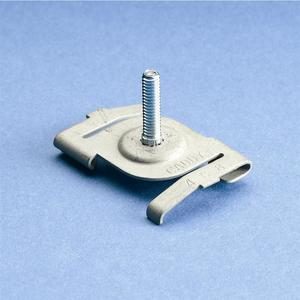 Erico Caddy 4G8S7WH Fixture Clip, Support