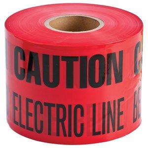 Brady 91296 Identoline Underground Warning Tape
