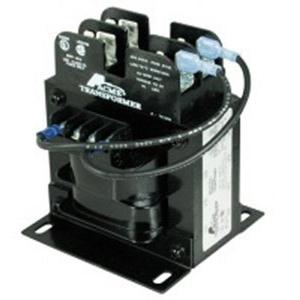 Acme TB81005 Transformer, 500VA, 220/440/550 Primary Volt, 90/110 Secondary Volt