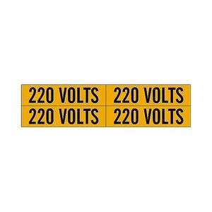 Brady 44207 Conduit & Voltage Marker