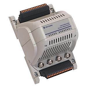 Allen-Bradley 1444-DYN04-01RA Dynamic Measurement Module, 4 Channel, 24VDC