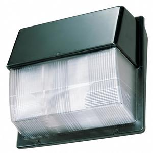 Lithonia Lighting TWP100MTBLPI Wallpack, PS Metal Halide, 1 Light, 100W, 120-277V, Bronze