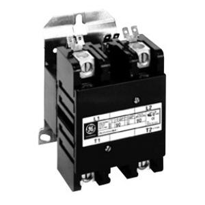 GE CR353FF3BA1AB Contactor, Definite Purpose, 60A, 3P, 120VAC Coil