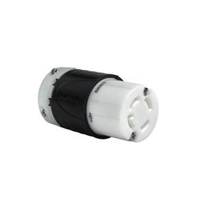 Pass & Seymour L1630-C Locking Connector, 30A, 3PH 480V, L16-30R, 3P4W