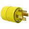 Pass & Seymour 1451 Straight Blade Plug, NEMA 14-50P, 50 Amp, 125/250 Volt