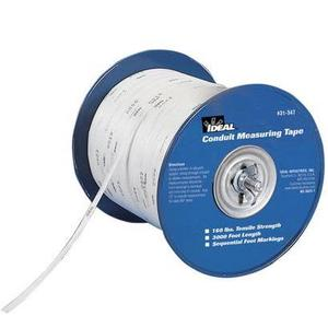 Ideal 31-347 Conduit Measuring Tape, 160 lbs