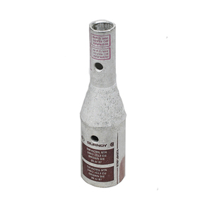 Burndy YSR2CFX6CFXLTCKITC 2/0 AWG Copper Standard Barrel Reducing Adapter