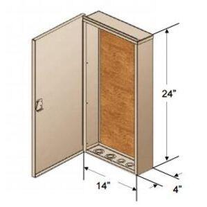 Benner Nawman 14244W-SM Cabinet