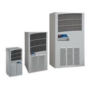 Hoffman T200226G100 Air Conditioner, Side Mount, 230V, 50/60Hz, 2000 BTU