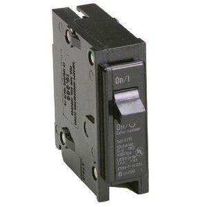 Eaton BR110 Breaker, 10A, 1P, 120/240V, 10 kAIC