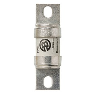 Eaton/Bussmann Series FWH-125B Fuse, 125A, 500V AC/DC, North American Style Stud Mount High Speed