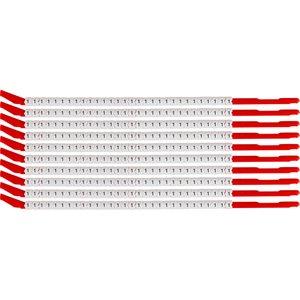 Brady SCN10-1 Wire Markers, Legend 1