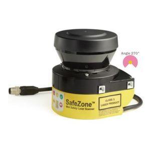 Allen-Bradley 442L-SFZNMN3 Laser Scanner, SafeZone, Mini, 3 Meter Safety Field
