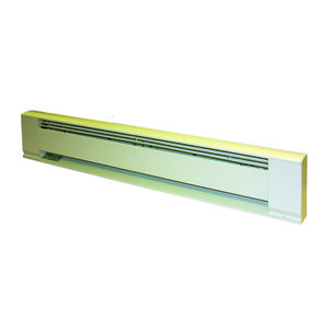 "TPI H392096 Baseboard Heater, Hydronic, 96"", 2000W, 240V"