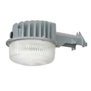 Stonco DTDLED1C5K120GY3SP Dust to Dawn LED Luminaire, 39W, 120V, 5000K, Light Gray