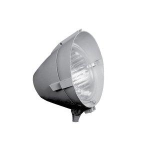 Hubbell-Outdoor Lighting 306 Lampholder 500 Qtz Par56 1/2in Gry